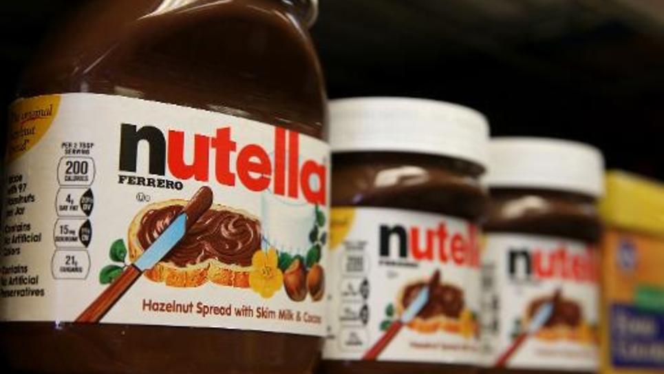 """L'Italie s'indigne de la """"croisade"""" de Ségolène Royal contre le Nutella"""