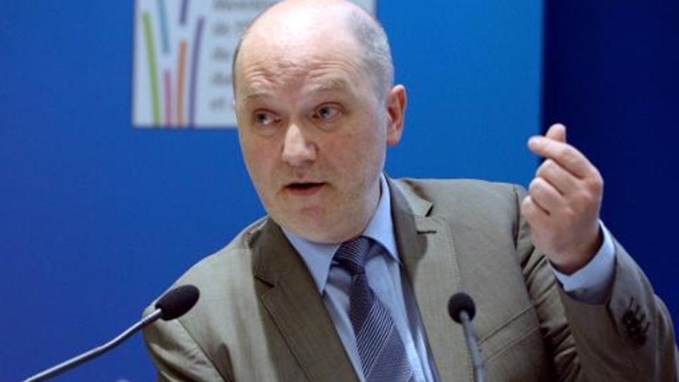 Denis Baupin le 13 mai 2014 à Pari
