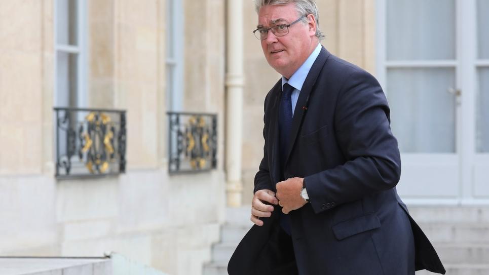 Jean-Paul Delevoye le 19 juin 2019 à Paris