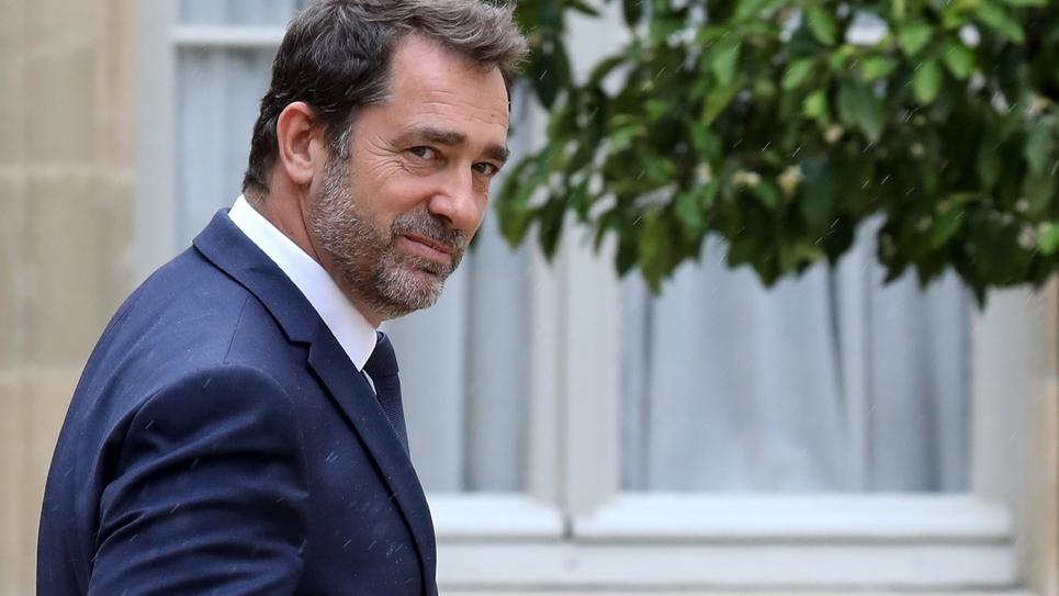 Le ministre de l'Intérieur Christophe Castaner le 12 juin 2019 à Paris