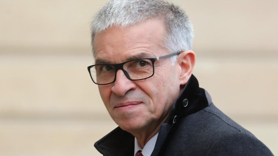 Patrick Bernasconi, président du Cese, en décembre 2018