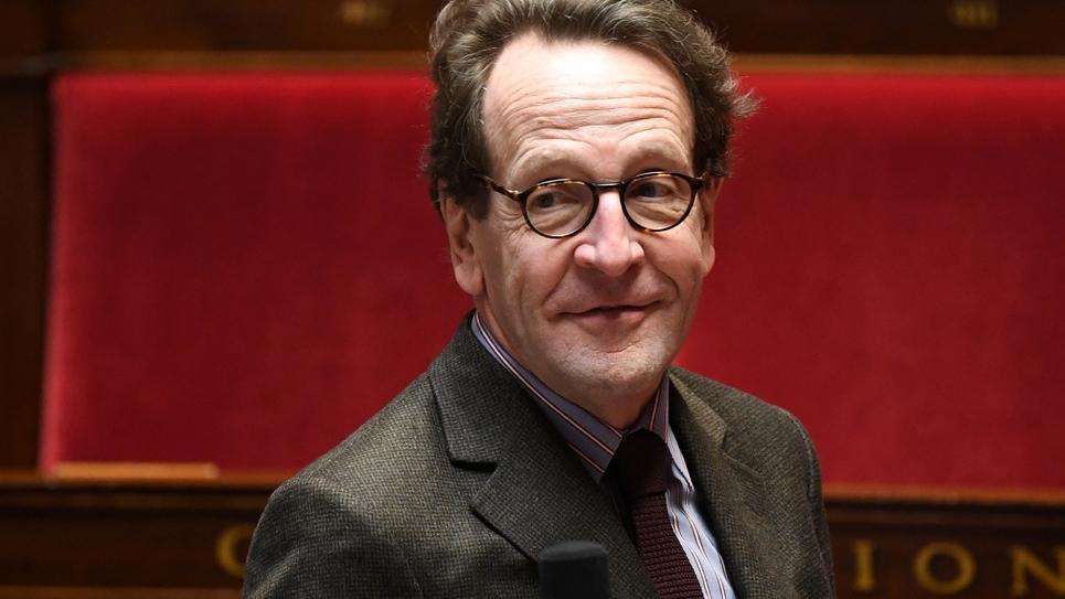 Gilles Le Gendre, président du groupe La République en marche à l'Assemblée, le 19 février 2020 à Paris