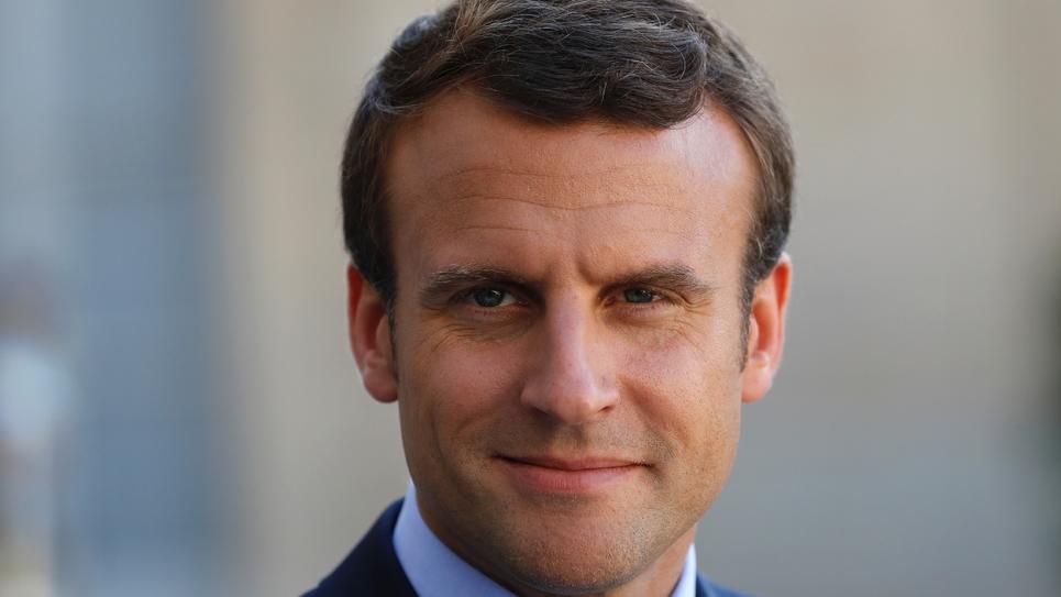 Emmanuel Macron le 8 juin 2017 à Paris.