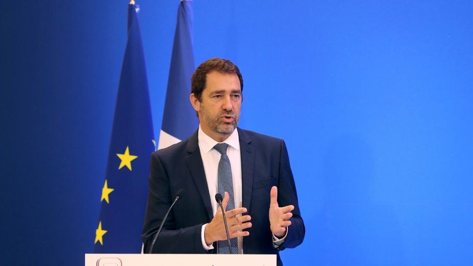 Le ministre de l'Intérieur Christophe Castaner, le 17 juin 2019 à Paris.