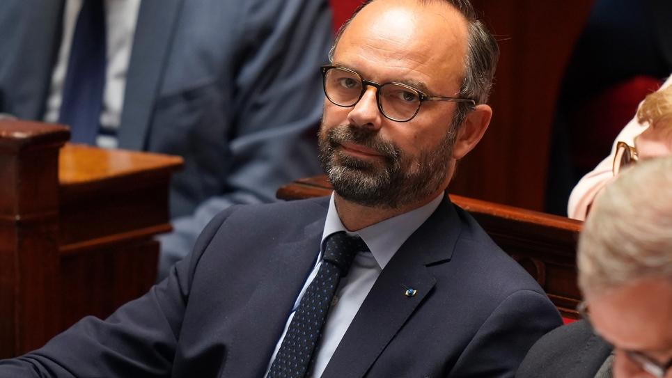 Le Premier ministre Edouard Philippe à l'Assemblée nationale, le 19 juin 2019 à Paris