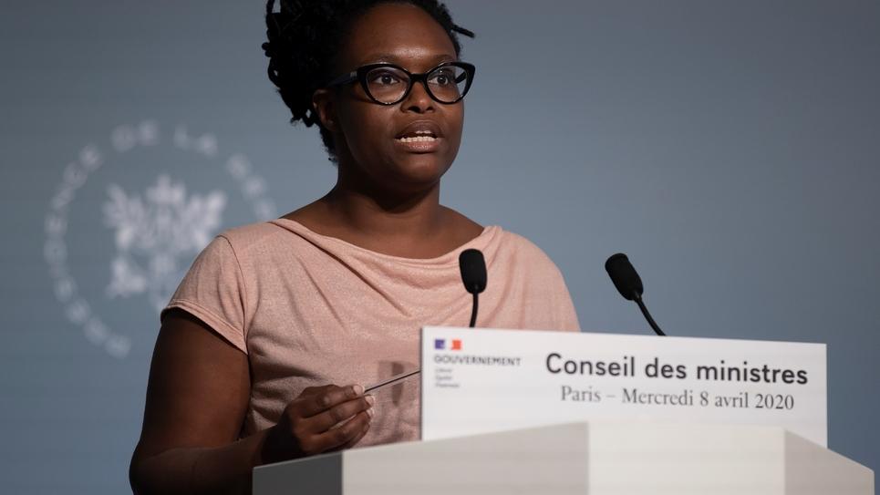 Conférence de presse de Sibeth Ndiaye le 8 avril 2020