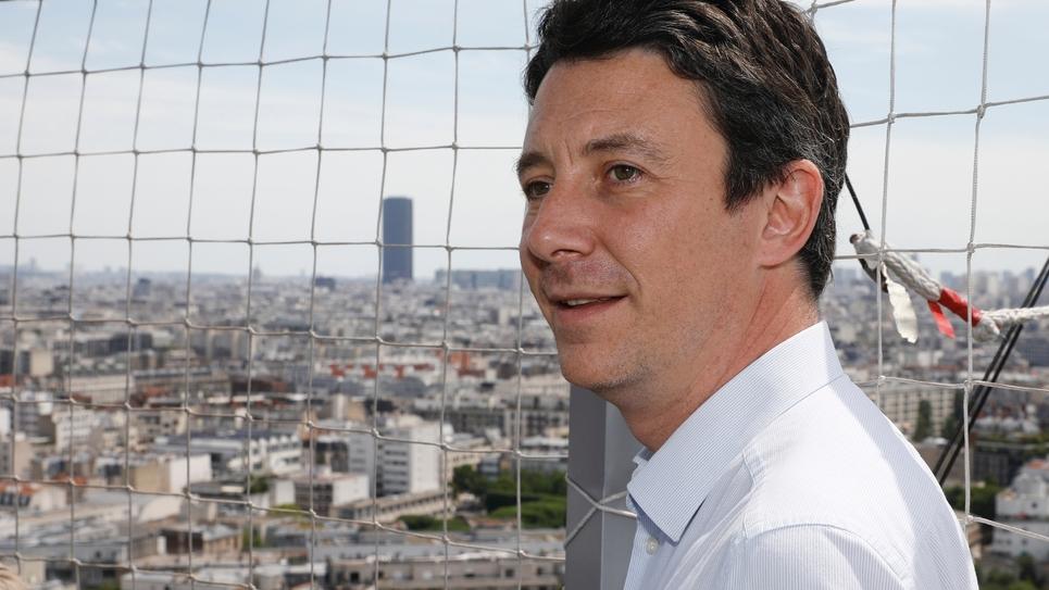 Benjamin Griveaux le 18 juin 2019 à Paris