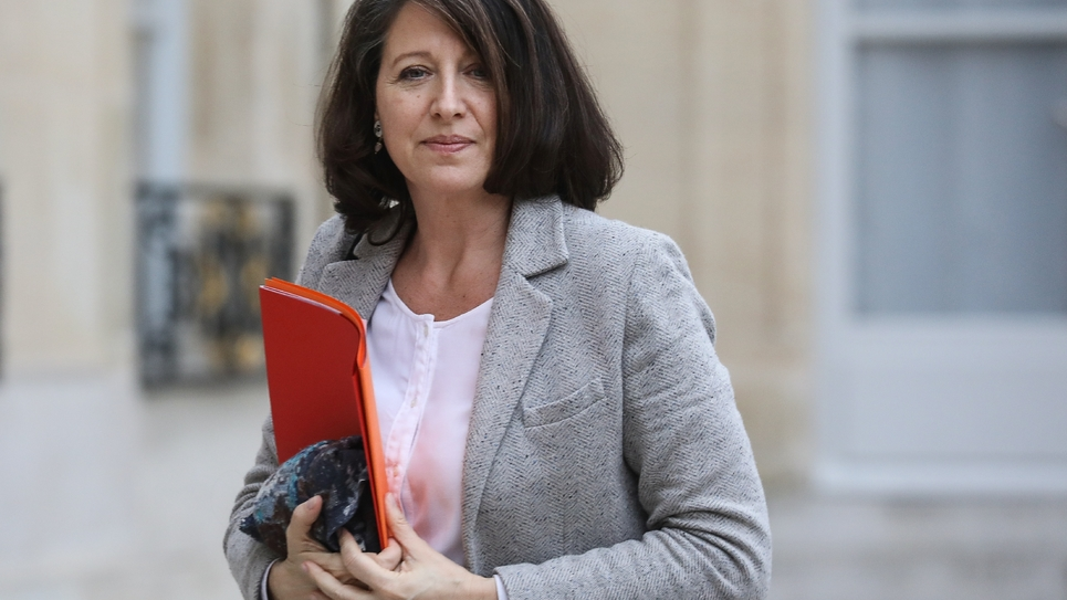 La ministre de la Santé Agnès Buzyn le 18 décembre 2018 à son arrivée au palais de l'Elysée