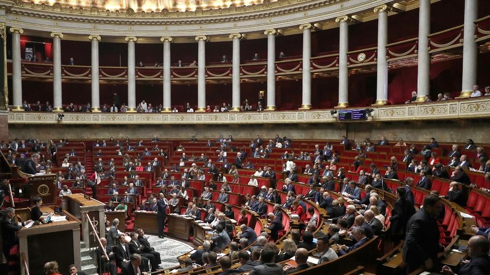 L'Assemblée nationale, le 7 novembre 2018