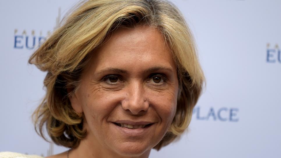 La présidente de la Région Ile-de-France Valérie Pécresse à Paris, le 11 juillet 2018