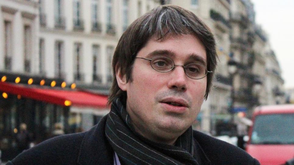 Benoît Quennedey, le 16 novembre 2017 à Paris