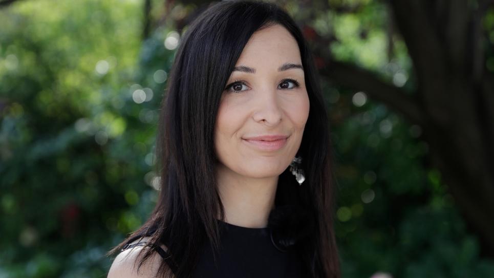 Alexandra Louis, député LREM des Bouches-du-Rhône, le 21 juin 2017