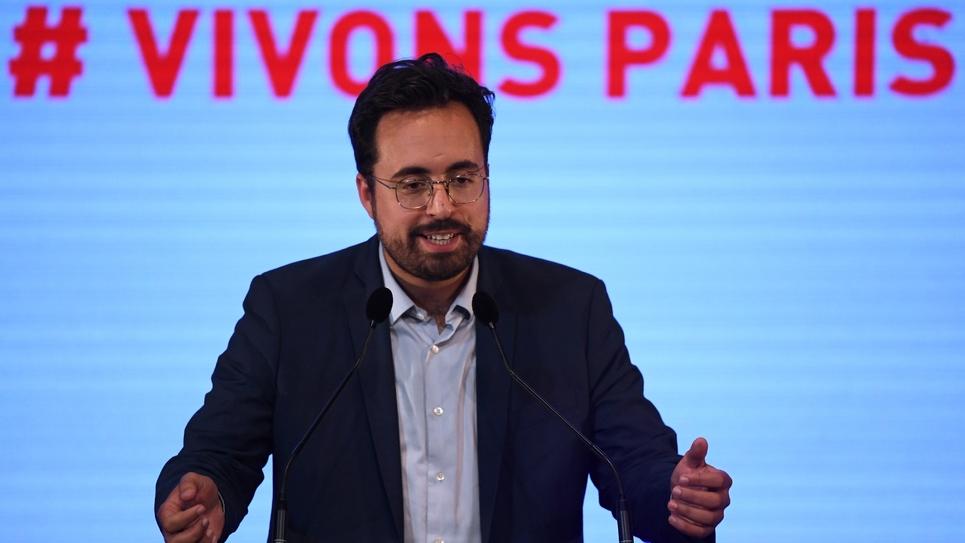 Le député LREM Mounir Mahjoubi, le 4 juillet 2019 à Paris