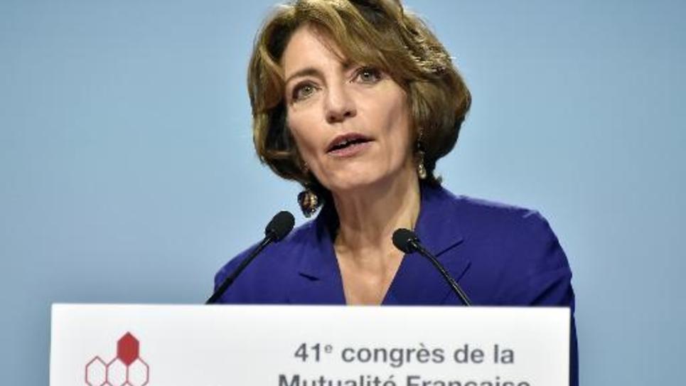 La ministre de la Santé Marisol Touraine le 11 juin 2015 à Nantes