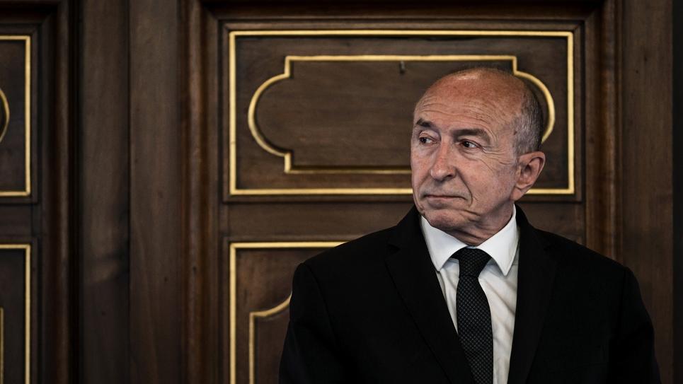 Gérard Collomb à Lyon le 6 juin 2019