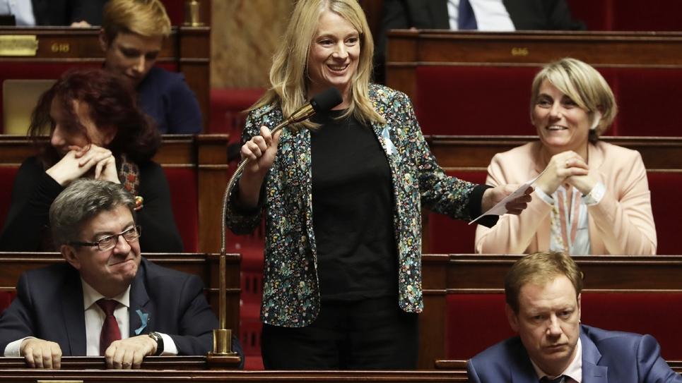 La co-rapporteure du texte Bérangère Abba (LREM), auteure de l'amendement adopté