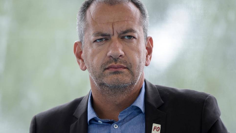 Pascal Pavageau, photo du 29 août 2018