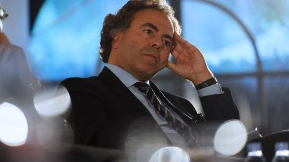 Luc Chatel le 8 octobre 2014 à Aix-en-Provence