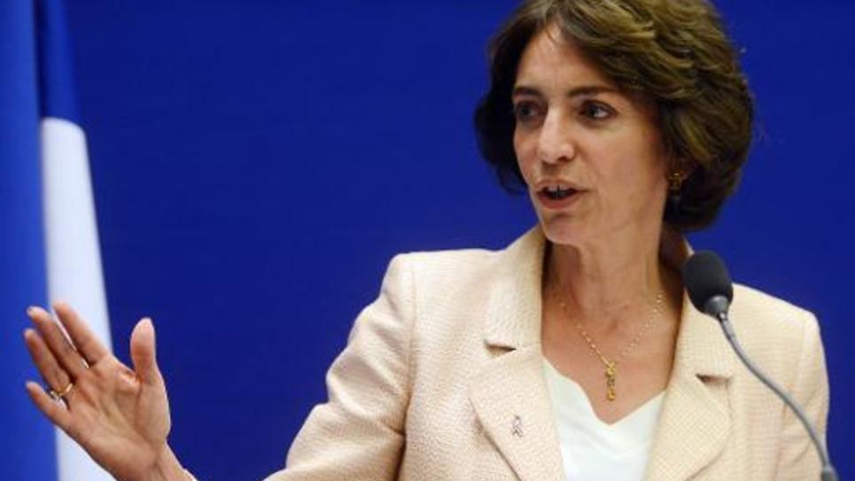 La ministre de la Santé Marisol Touraine, à Paris le 29 septembre 2014