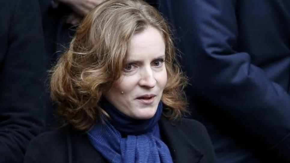 Nathalie Kosciusko-Morizet, le 8 décembre 2014 à Paris