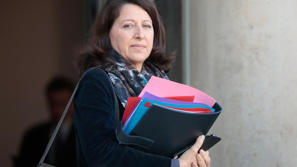 La ministre de la Santé Agnès Buzyn à Paris, le 13 février 2019