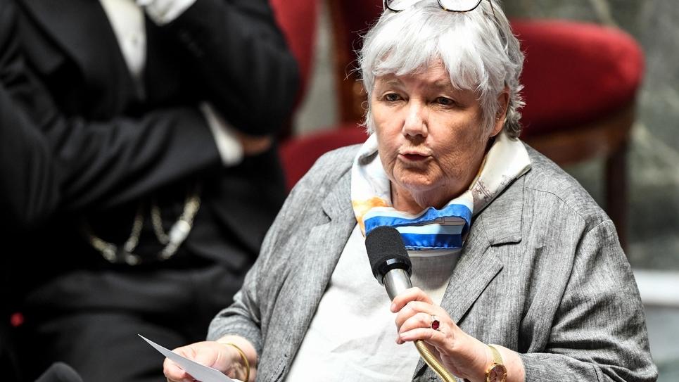 La ministre de la Cohésion des territoires, Jacqueline Gourault, le 16 juillet 2019 à Paris