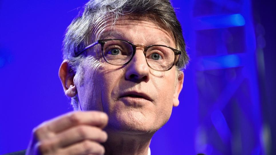 Vincent Peillon, candidat à la primaire de la gauche, le 3 janvier 2017 à Paris