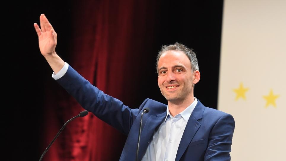 Raphaël Glucksmann, le 2 mai 2019 à Bordeaux