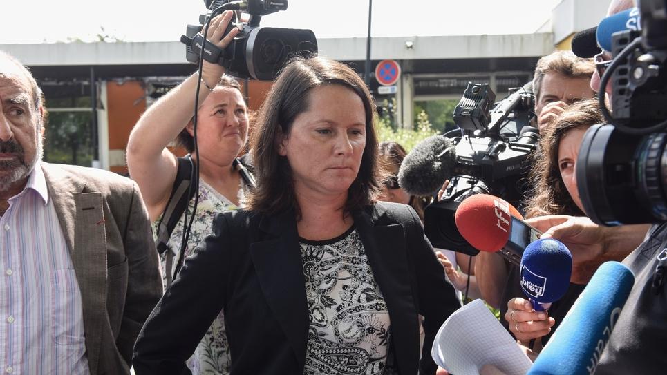 Mme Johanna Rolland, maire de Nantes, le 4 juillet 2018
