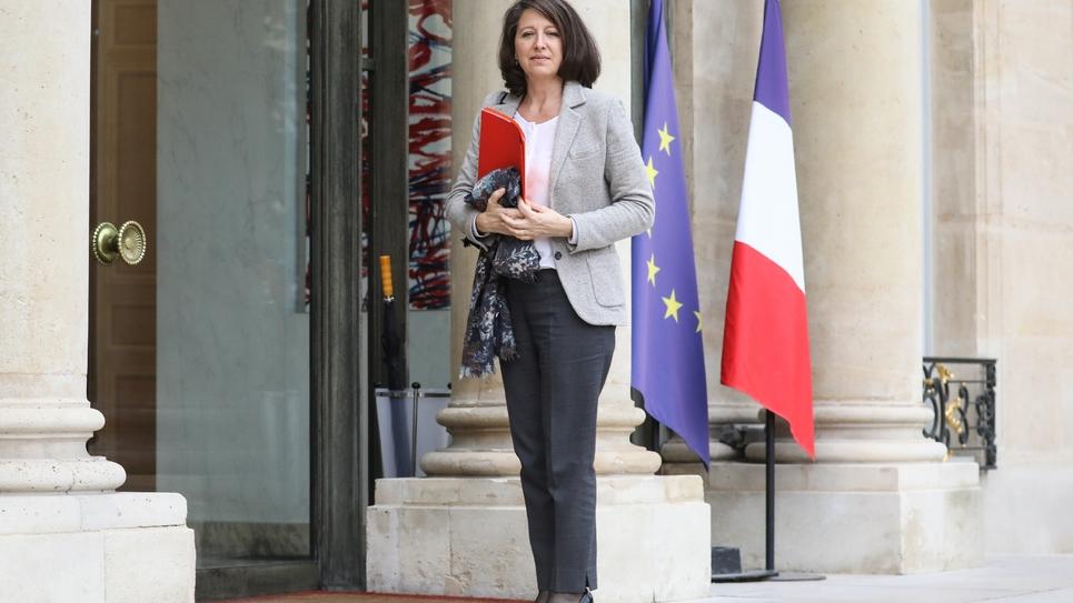 La ministre de la Santé Agnès Buzyn, le 18 décembre 2018 à Paris