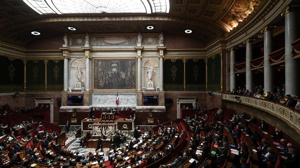 Séance de questions au gouvernement, le 11 février 2020 à l'Assemblée nationale, à Paris