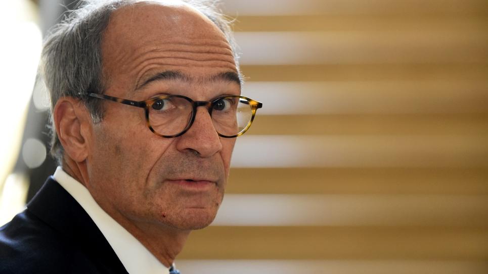 Eric Woerth, le 27 septembre 2019 à l'Assemblée nationale à Paris