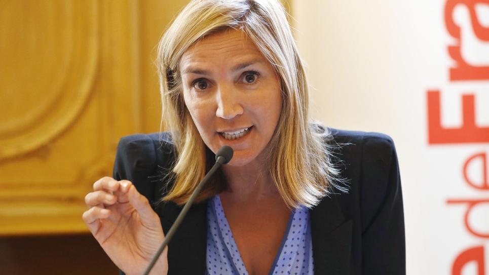 Agnès Evren en 2016