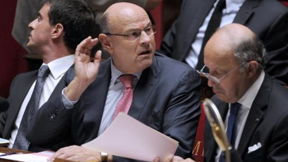 Jean-Marie Le Guen, chargé des Relations avec le Parlement, à l'Assemblée nationale, le 17 juin 2014