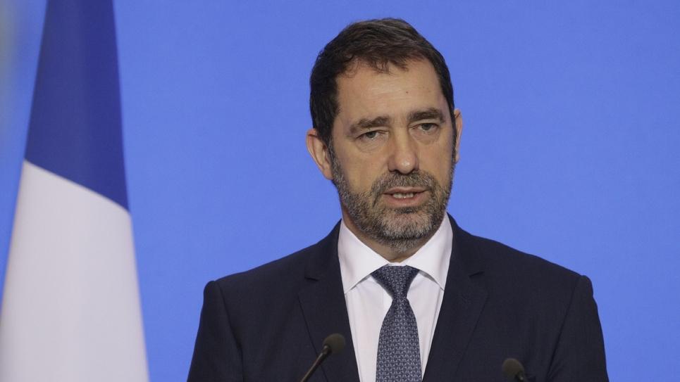 Le ministre de l'Intérieur Christophe Castaner le 14 février 2019 à Paris