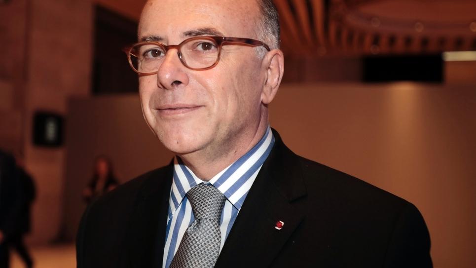 Bernard Cazeneuve en février 2019 à Paris