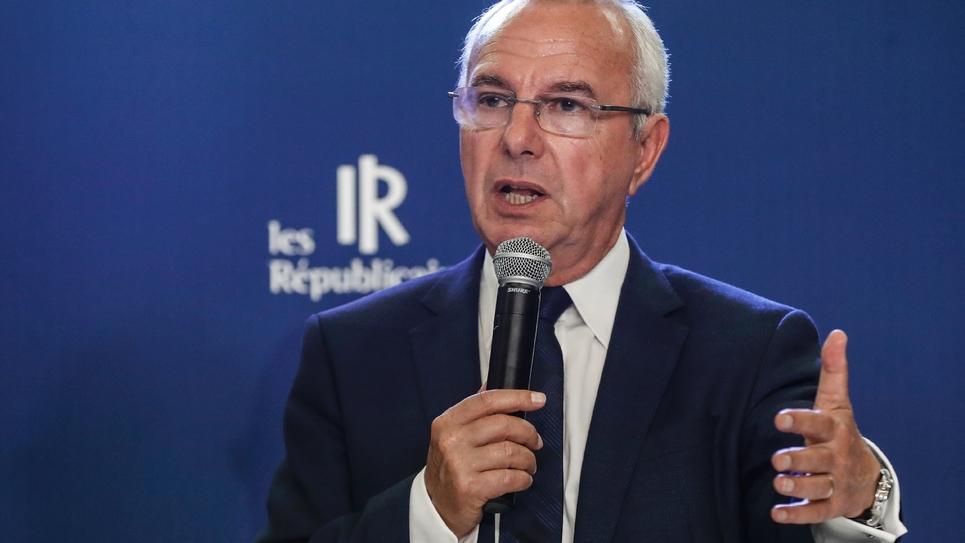Jean Leonetti le 11 juin 2019 à Paris