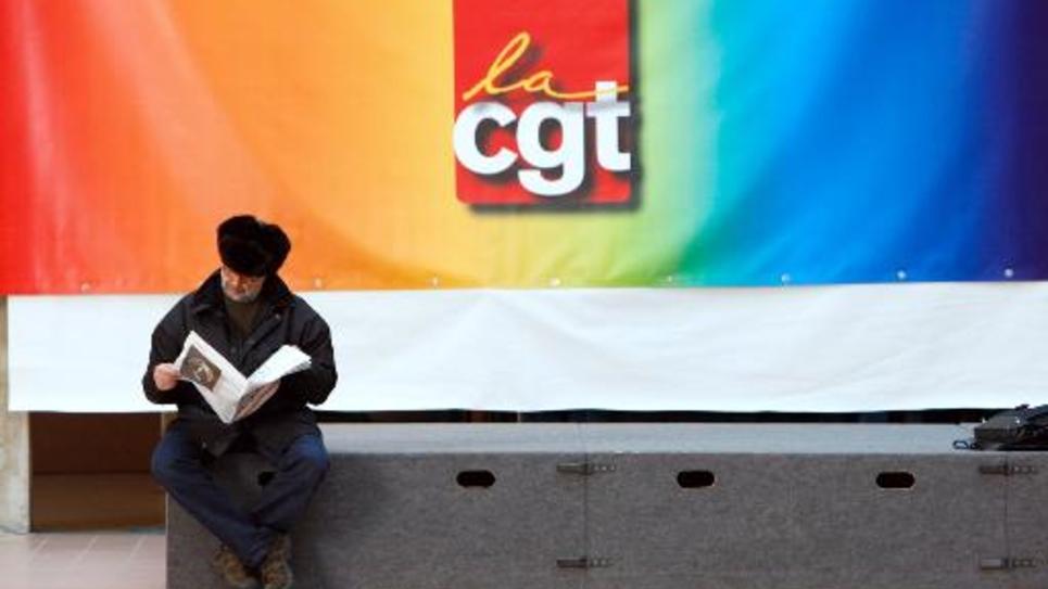 Le siège de la CGT à Montreuil