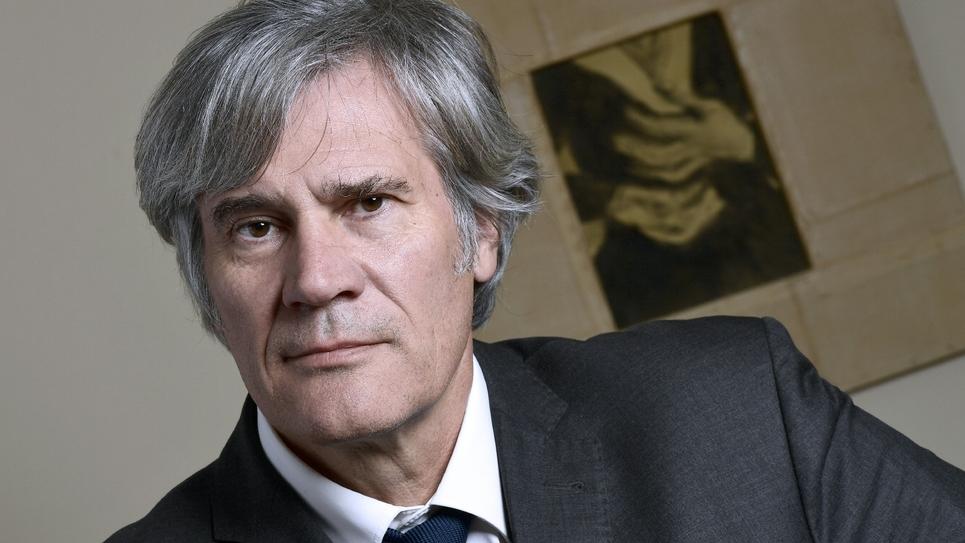 Le porte-parole du gouvernement Stéphane Le Foll, ministre de l'Agriculture, à Paris le 5 octobre 2016
