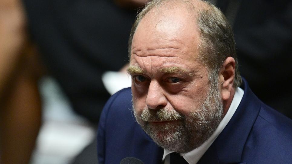 Le ministre de la Justice Eric Dupond-Moretti le 15 septembre 2020 à l'Assemblée nationale