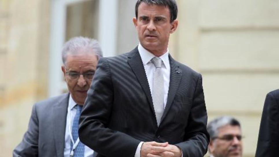 Le Premier ministre Manuel Valls le 28 mai 2015 à Paris