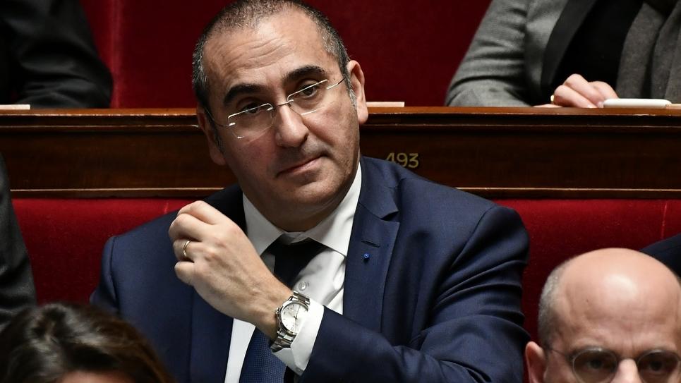Laurent Nuñez à l'Assemblée nationale en décembre 2018