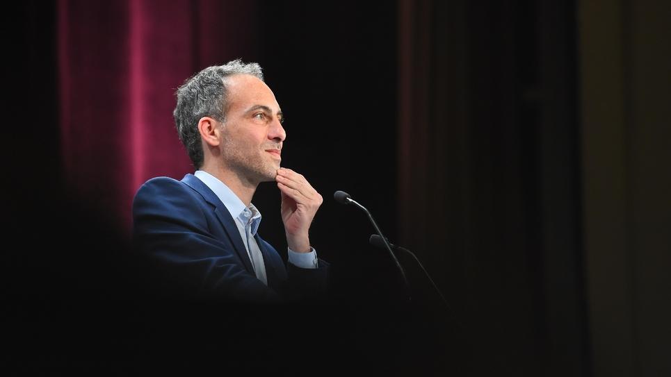 Raphaël Glucksmann, le 2 mai 2019