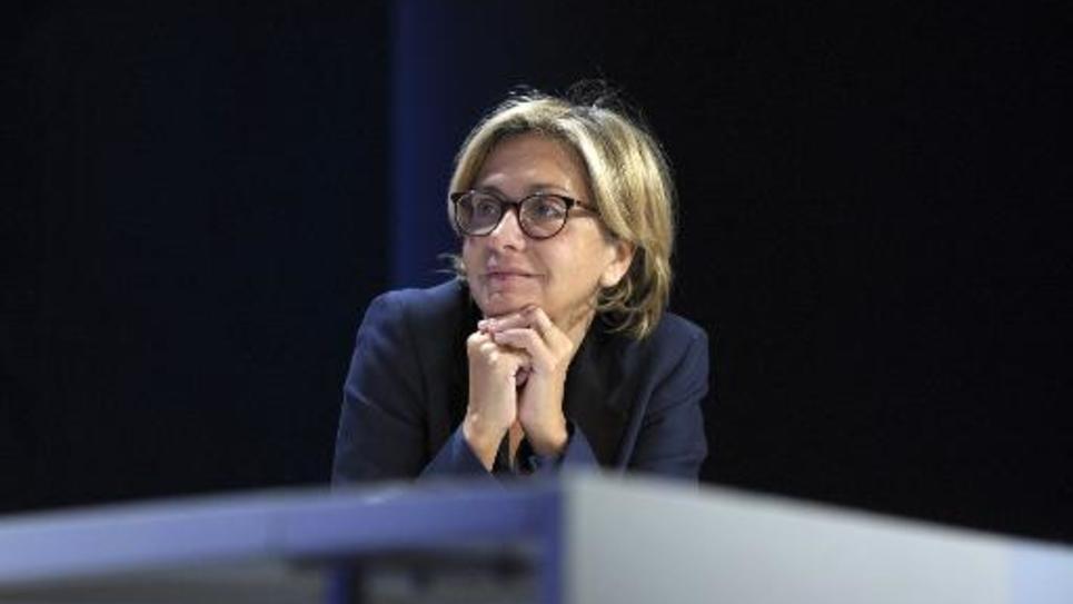 La députée UMP des Yvelines Valérie Pécresse au Palais des Congrès de Paris, le 20 novembre 2014