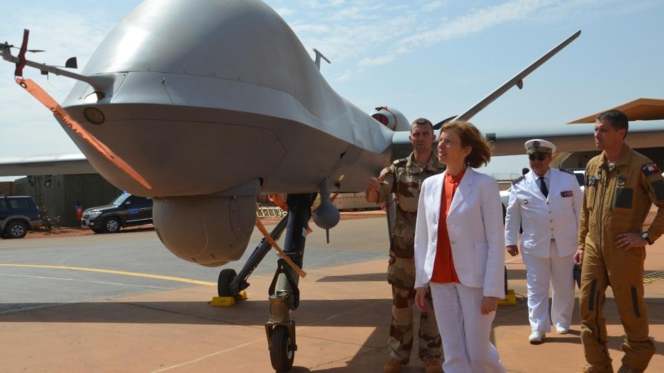 """Résultat de recherche d'images pour """"France, drones militaires, sénateurs, 2018"""""""