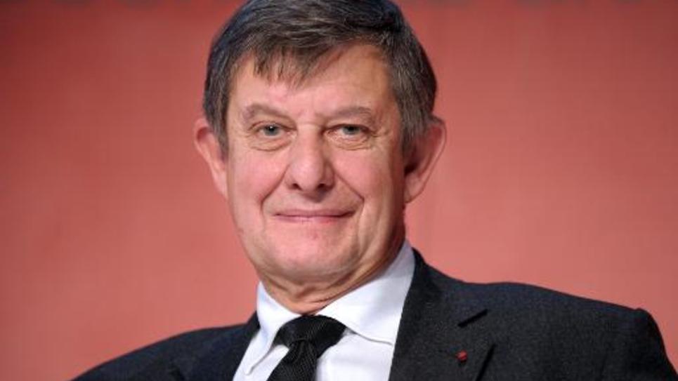 Jean-Pierre Jouyet, le 28 novembre 2013 à Paris