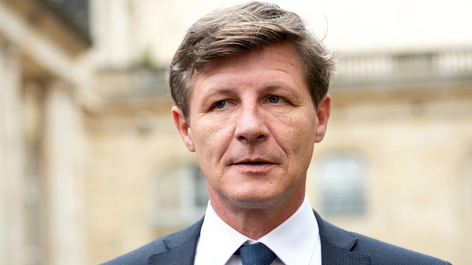 Nicolas Florian, le 1er mars 2019 à Bordeaux