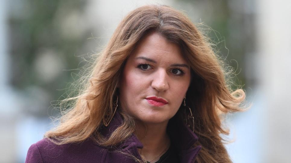 Marlène Schiappa à Matignon le 25 novembre 2019