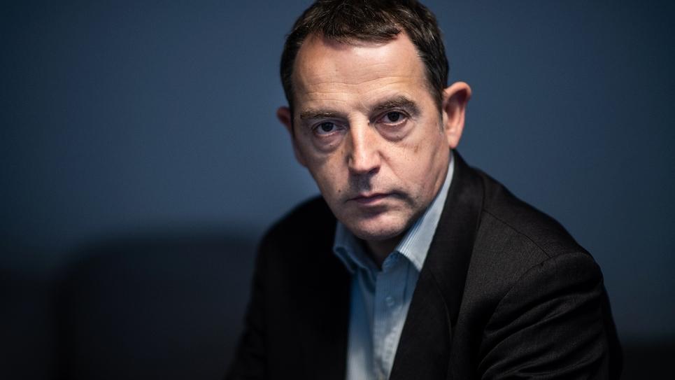 Jérôme Fourquet le 28 mars 2019 à Paris