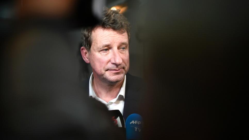 Yannick Jadot à Paris, le 26 mai 2019